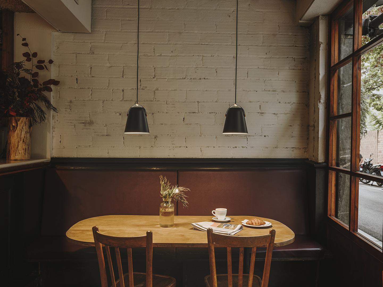cafe loftlamper